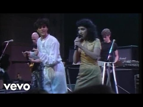 Jane Wiedlin & Sparks  Cool Places Live