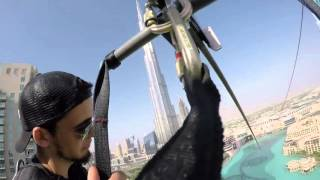 On the Dubai XLine