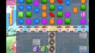 How to beat Candy Crush Saga Level 334 - 3 Stars - No Boosters - 361,340pts