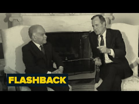 The Loan That Brought Down An Israeli Prime Minister | Flashback | NBC News