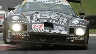 Race 07: Lister Storm around Magny Cours National