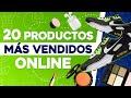 🤑 20 Productos que Más se VENDEN por Internet 💸 Productos más Vendidos Online