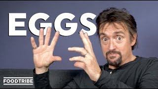 Richard Hammond explains how he makes the best poached eggs Video