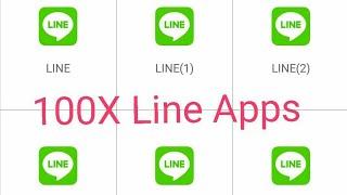 Cara clone aplikasi Android sampe 100x [No Root]