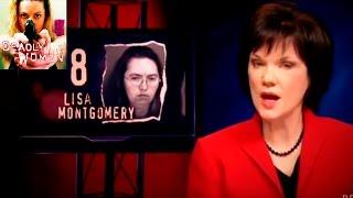 Top 10 Deadly Women - #8 Lisa Montgomery