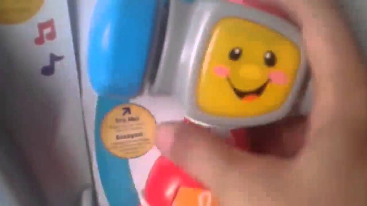 Fisher Price Hammer Remote Kids Toys Youtube Infant Learning Toaster