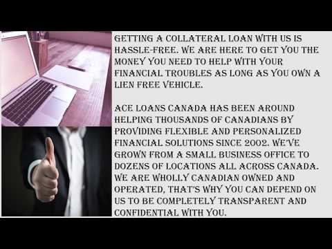 Bad Credit Car Loans Barrie
