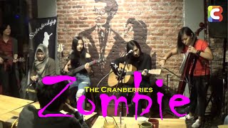 The Cranberries - Zombie by Sisterhoodgigs (Vocal and Bass Cover) @ Ear House