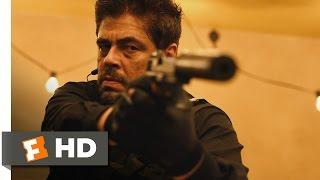 Sicario (10/11) Movie CLIP - Time to Meet (2015) HD