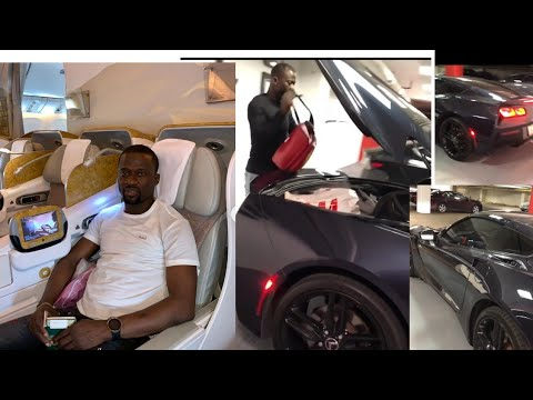 Download See the gift Sule Alao Malaika got himself to celebrate his birthday, Electric car, Non fuel