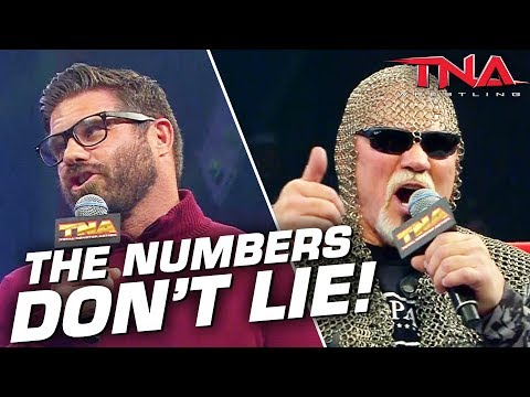 Scott Steiner Breaks Down The Numbers! | TNA Wrestling On AXS TV Highlights, Mar 31, 2020