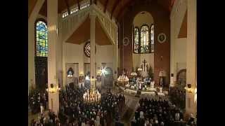 Transmisja Mszy Św. w TV Polonia - 30.01.2011 z parafii św. Maksymiliana M.Kolbego we Wrocławiu