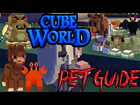 cube world pet guide