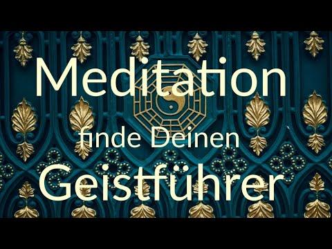"""Channel-Meditation """"finde Deinen Geistführer"""" Frequenzchanneling   kurze Meditation"""