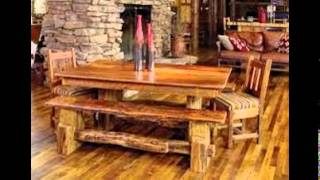 Rustic Dinning Tables
