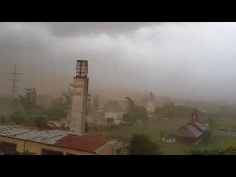 Romania Storms: Eight People Killed more than Sixty Injured
