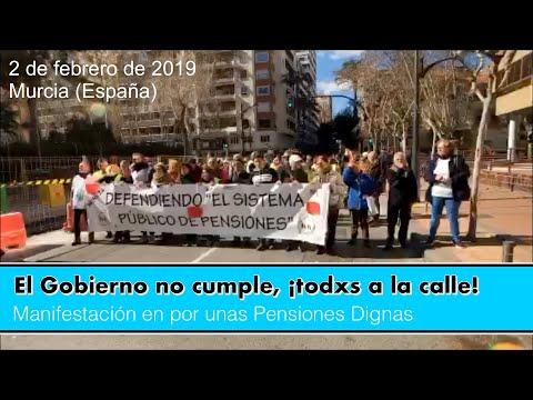 """Manifestación """"El Gobierno no cumple, ¡Todxs a la calle"""