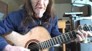 """Sinaloa Cowboys"" written by bruce springsteen... performed by buzz vineyard"