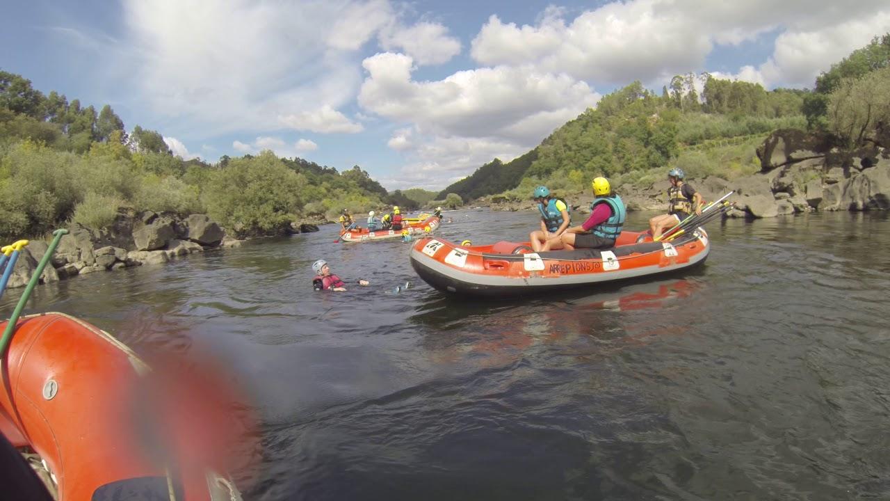 Rafting Miño 2017