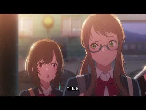 Irozuku Sekai no Ashita kara episode 1 Sub indo