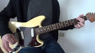 Nirvana - Rape Me guitar cover