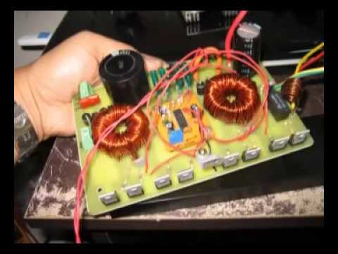 600W SMPS MK 1 Load Test-1 | FunnyDog TV