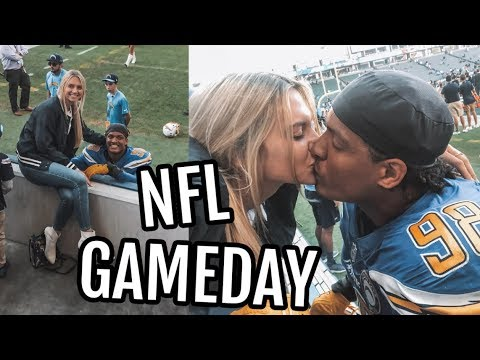 NFL Gameday | Day In My Life