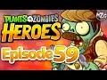 Overstuffed Zombie Event Card! - Plants vs. Zombies: Heroes Gameplay - Episode 59