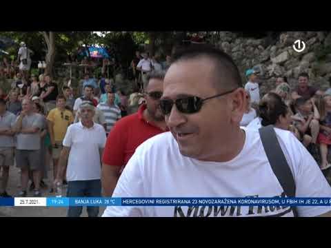 Download Emil Tiro i Dragan Milnović pobjednici 455. skokova sa Starog mosta