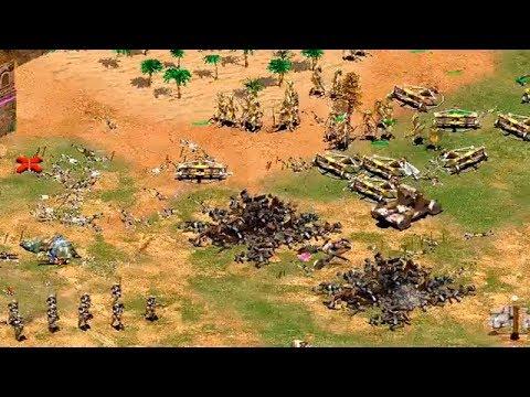 4v4 Arabia | Mayans Flank | Mixed Teams