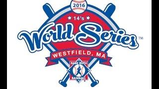2016 Babe Ruth World Series 14 Y.O. Live Stream