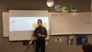Translating Words to Algebra (2 of 2: Converting words into mathematical terms for calculations)