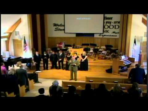 20141011 Hutchinson SDA Church Service