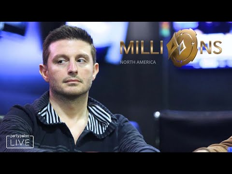 HIGHLIGHTS Montreal Open Final Table   MILLIONS North America 2019