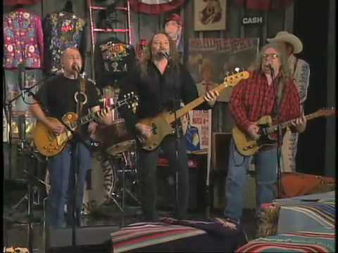 The Kentucky Headhunters on The Marty Stuart Show