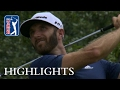 Dustin Johnson extended highlights | Round 1 | AT&T Byron Nelson の動画、YouTub…