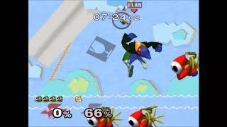 Melee But With Floats TAS