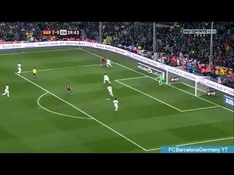 Pep Barcelona vs Mourinho's Real Madrid  Full Match 2010 HD