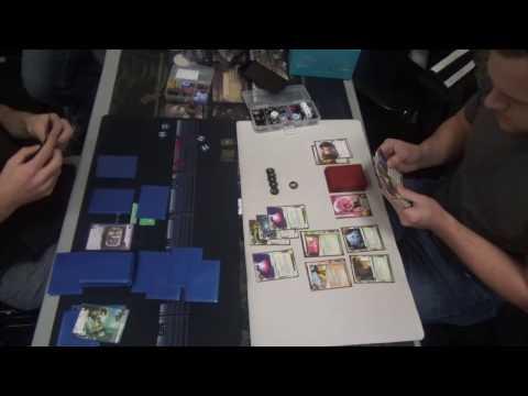 SanSan Francisco Netrunner - Gamer's Den Store Champs Finals - Architects of Tomorrow vs Kate