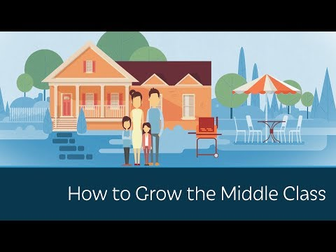 How to Grow the Middle Class