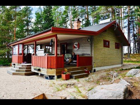 schweden ferienhaus am see mit boot von privat. Black Bedroom Furniture Sets. Home Design Ideas