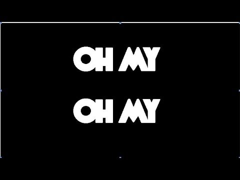 Run The Jewels - Oh My Darling (Don't Cry) - Uncensored - Lyric Video