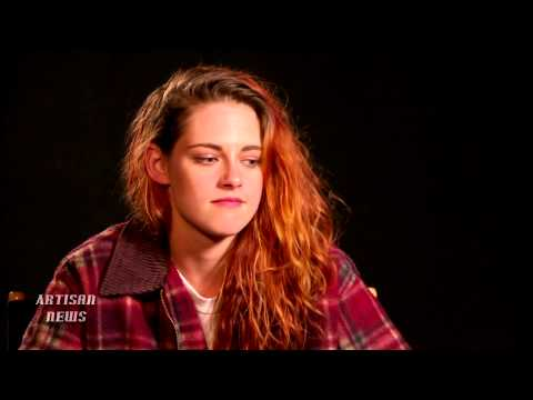 "KRISTEN STEWART ON WHAT ""AMERICAN ULTRA"" IS ABOUT"