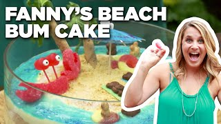 Tropical Beach Bum Cake with Fanny Slater | Food Network