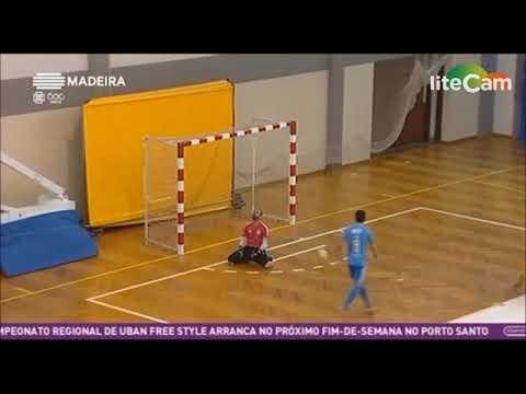 Futsal Taça da Madeira 2019 Canicense 3 - 4 São Roque do Faial
