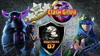 BROTHERS 07 - KLAN SAVAŞLARI SERİYE BAŞLANGIÇ | Clash Of Clans