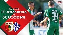 18/19 // RE-LIVE: SC Olching vs. FC Augsburg
