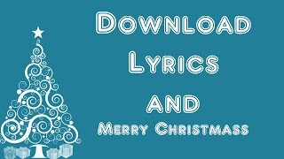 Band Aid 30 - Do They Know It's Christmas? [ lyrics + download ]