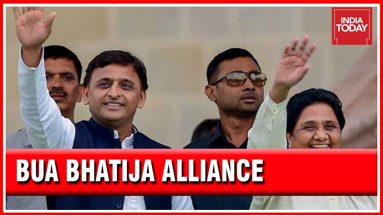 All Eyes On Mayawati Akhilesh Yadav And Ajit Singh Alliance, Mega Rally To Kickstart Today