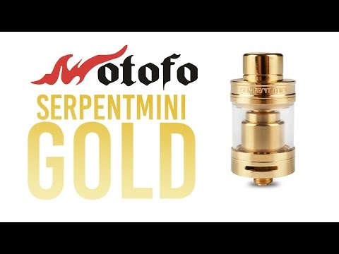 SERPENT MINI GOLD - IMPRESI PERTAMA (REVIEW) INDONESIA